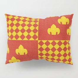 Medieval Fantasy | Diamond pattern Pillow Sham