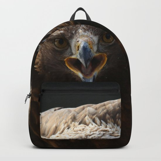 Just try me Backpack