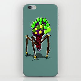 pirasa iPhone Skin