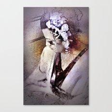 Geisha 26 Canvas Print