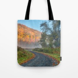 Misty Autumn McDade Trail Tote Bag