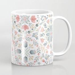Midsommar Festival Scandi Flora and Fauna Coffee Mug