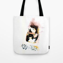 My lovely dog  Tote Bag