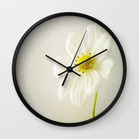 cosmos Wall Clocks featuring Cosmos by Fine Art by Rina