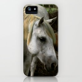 A Gentle Soul iPhone Case