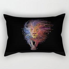 Star Lion Rectangular Pillow
