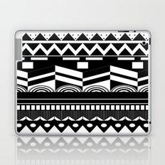 Graphic_Black&white #2 Laptop & iPad Skin