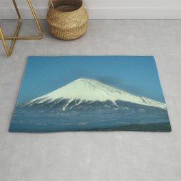 富士山 (Mt. Fuji) Japan Rug
