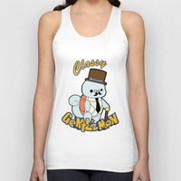 squirtle Tank Tops featuring Classy Squirtle by tshirtsz