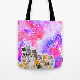 Catsplosion Tote Bag