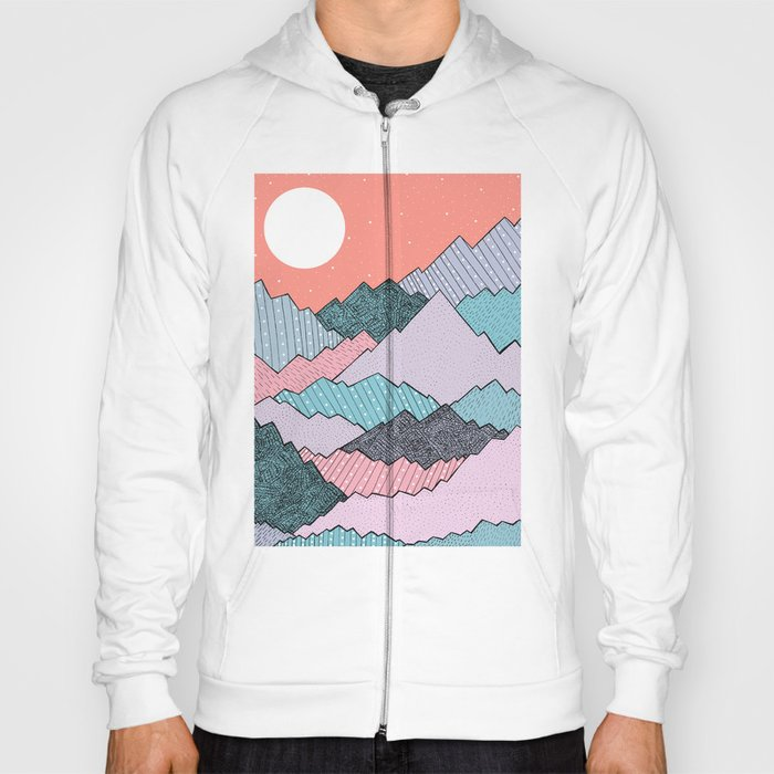 Mountain Tones Hoody
