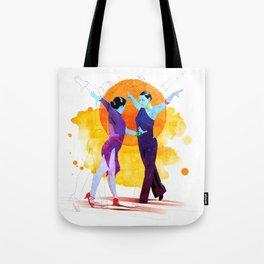 Victory Dance Tote Bag