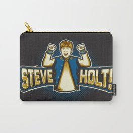 Steve Holt! Carry-All Pouch