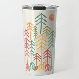 Arrow forest Travel Mug