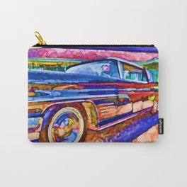 An Image of vintage car Carry-All Pouch