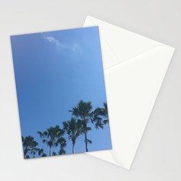 Basic Palms Stationery Cards