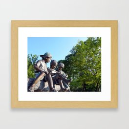 Children of the World Framed Art Print