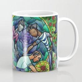 The Rose Maze Coffee Mug