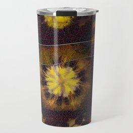 Redressable Stiffness Flower  ID:16165-100918-15761 Travel Mug