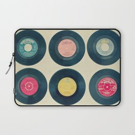 Vinyl Collection Laptop Sleeve