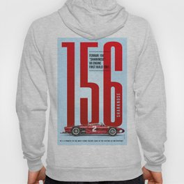 156 Sharknose Tribute Hoody