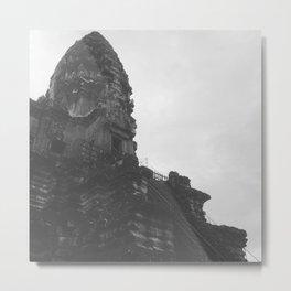 Standing Strong Metal Print