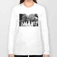 miami Long Sleeve T-shirts featuring Miami by HMS James
