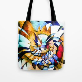 Birth Of A Butterfly Tote Bag