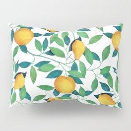 Lemon pattern II Pillow Sham