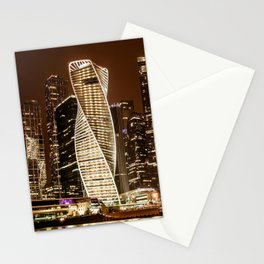 Moscow city Stationery Cards