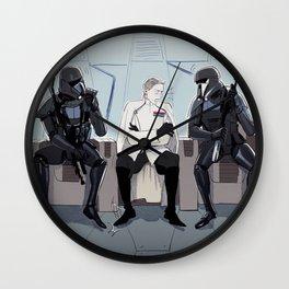 Way to eadu Wall Clock