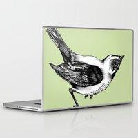 birdy Laptop & iPad Skins featuring Birdy by Aubree Eisenwinter