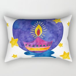 Happy Diwali Rectangular Pillow