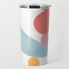 Balancing Stones 21 Travel Mug