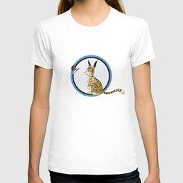 Poko & Yuki - Feral  T-shirt