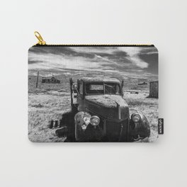 Truck, Bodie California Carry-All Pouch