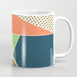 color segments 001 Coffee Mug