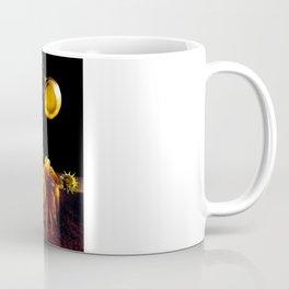 A Floral Pastime  Coffee Mug