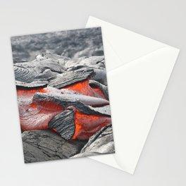 Lava Ooze Stationery Cards