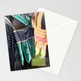 Jousting Horse - Braided Stationery Cards