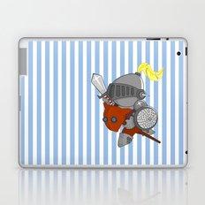 little knight in armor Laptop & iPad Skin