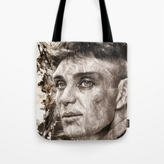 Cillian Murphy / Tommy Shelby / Peaky Blinders Tote Bag