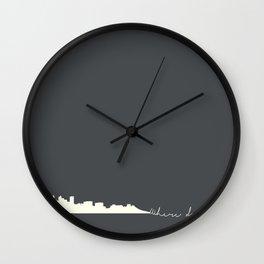 Where dreams are made Wall Clock