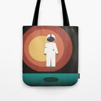brand new Tote Bags featuring Brand New by brittcorry