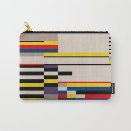 Asymmetry Carry-All Pouch