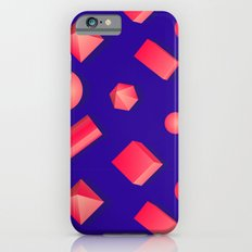 Colorful pattern of geometric shapes. Slim Case iPhone 6s