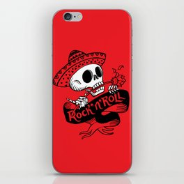 Rock'n'Roll iPhone Skin