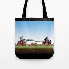 Joust It Tote Bag