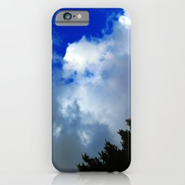 Sky and Cloud iPhone Case