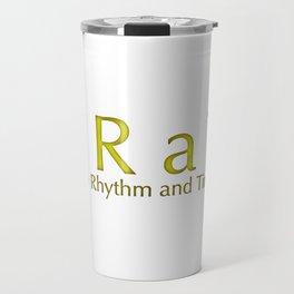 PRaT Pace Rhythm and Timing Travel Mug